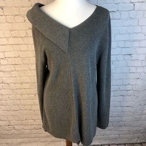 Fever Gray Knit Sweater
